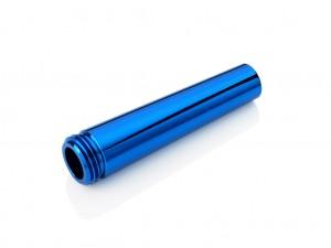 BitsPower Aqua-Pipe I kiegyenlítő tartályokhoz - G1/4 hüvelyk, royal blue (BP-RBLWP-C17)