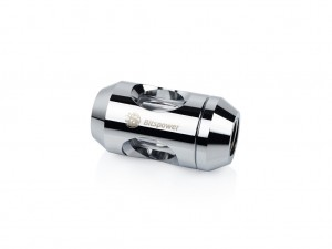 BitsPower In-Line szűrő - fényes ezüst (BP-ILF-SL)