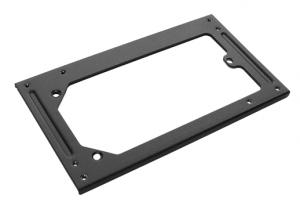 Univerzális ATX tápegység szerelőkeret SFX tápegységekhez - Fekete
