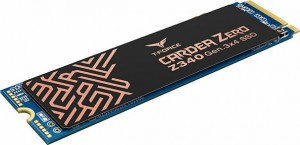 TeamGroup 1TB 2280 Cardea Zero Z340 NVMe PCI-E Gen3 M.2 SSD /TM8FP9001T0C311/