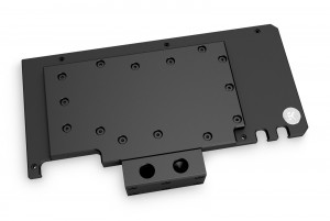EKWB EK-Quantum Vector TUF RTX 3080/3090 Active Backplate - Acetal (3831109849743)