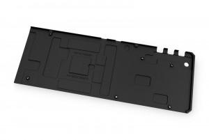 EKWB EK-Quantum Vector Master RX 6800XT/6900XT Backplate - Black (3831109836910)