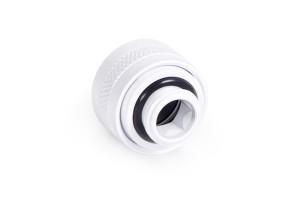 Alphacool Eiszapfen PRO 13mm HardTube Fitting G1/4 - White Sixpack /17483/