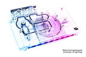Eisblock Aurora Acryl GPX-N RTX 3070 Founders Edition + Backplate (11946)