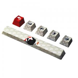 Traitors Sakasama Bright, Keycap Set, PBT 5-side Dye-Sub (TRDSK6800-1)