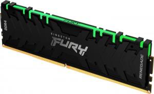 Kingston FURY Renegade RGB DIMM 16GB, DDR4-3600, CL16 (KF436C16RB1A/16)