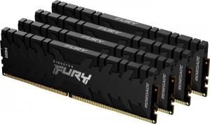 Kingston FURY Renegade DIMM Kit 128GB, DDR4-3600, CL18-22-22 (KF436C18RBK4/128)