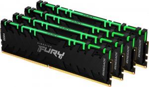 Kingston FURY Renegade RGB DIMM Kit 64GB, DDR4-3200, CL16-19-19 (KF432C16RBAK2/64)