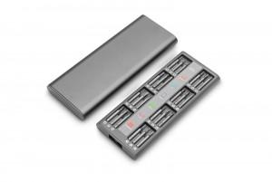EKWB EK-Loop Screwdriver Basic Set (49 Pcs) csavarhúzó szett (3831109851012)