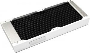 Watercool Heatkiller RAD 240-S radiátor - fehér (24105)