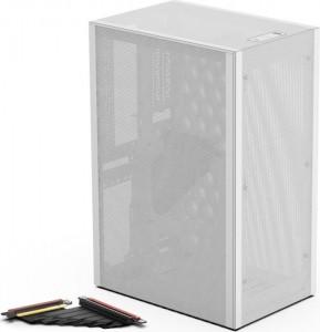 SSUPD Meshlicious fehér, PCIe 4.0 Edition, Mini-ITX (G99.OE759FMW4.00)