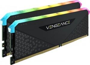 Corsair Vengeance RGB RS DIMM Kit 16GB, DDR4-3200, CL16-20-20-38 (CMG16GX4M2E3200C16)