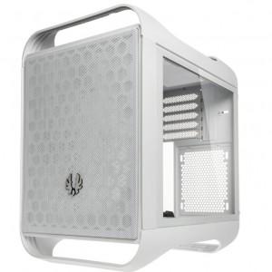 BitFenix Prodigy M 2022 Micro-ATX, edzett üveg - fehér (BFC-PM2-300-WWGSW-RP)