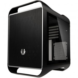 BitFenix Prodigy M 2022 Micro-ATX, edzett üveg - fekete (BFC-PM2-300-KKGSK-RP)