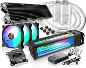 Raijintek SCYLLA ELITE CA360 ARGB vízhűtő készlet - 360mm (0R10B00218)