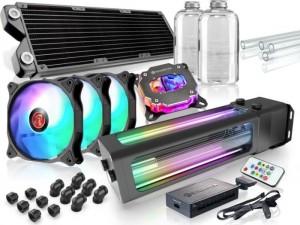 Raijintek SCYLLA PRO CA360 ARGB vízhűtő készlet - 360mm (0R10B00216)