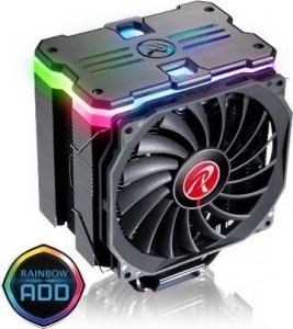 Raijintek Mya RBW Rainbow LED CPU hűtő - 120mm (0R10B00094)