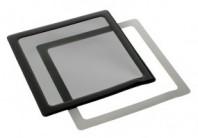 DEMCiflex porszűrő 200mm, négyzet alakú - fekete/fekete (DF0008)