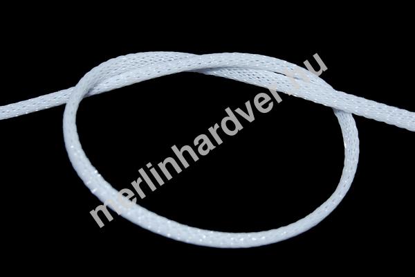 Phobya Flex Sleeve 3mm UV Fehér - 1m