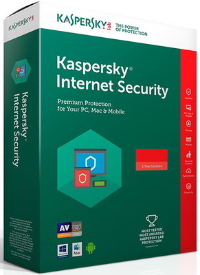 Kaspersky Internet Security multi-device 1 eszköz
