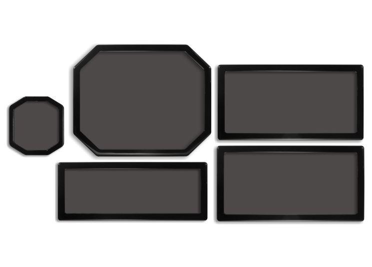 Demciflex porszűrő készlet Cooler Master 690 III - fekete / fekete