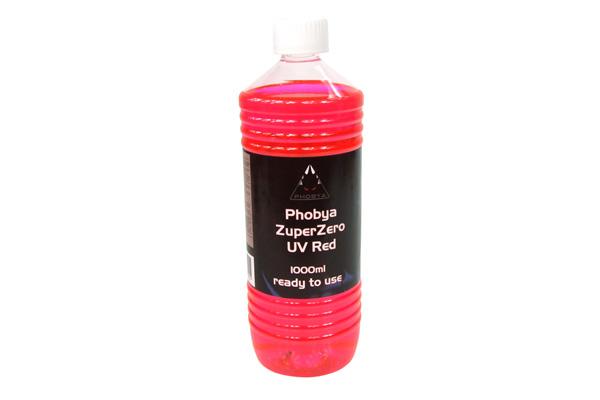 Phobya ZuperZero UV Red 1000ml /30103/