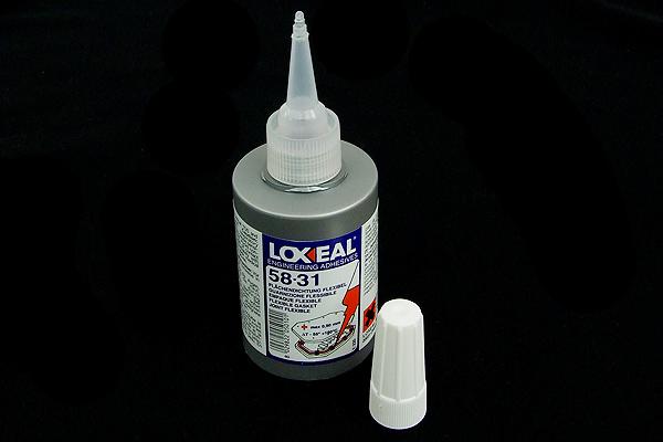 Loxeal felületi tömítőanyag gyorsan száradó 75ml /58.31-75/
