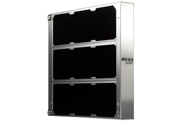 Watercool - Watercool MO-RA3 420 PRO stainless steel