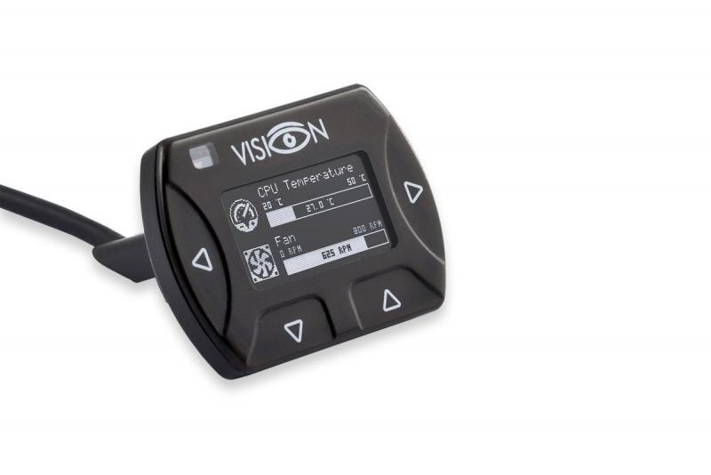 Aqua Computer Vision Touch + belső USB-kábel /53235/