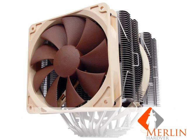 Noctua Univerzális CPU hűtő 6 Heatpipe 14cm (NHD14)