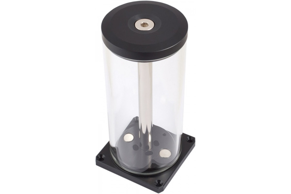 Aquacomputer aqualis aljzat 450ml szivattyú adapterhez nano bevonattal /34045/