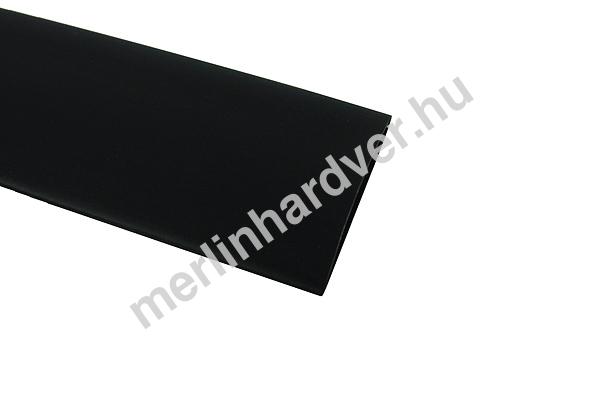 Phobya zsugorcső 18mm, 3:1, fekete 30cm /93215/