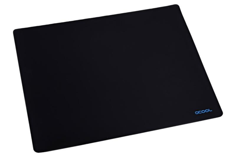 Alphacool Eisteppich Black M egérpad