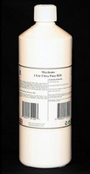 Mayhems Ultra Pure, H2O - 1000ml