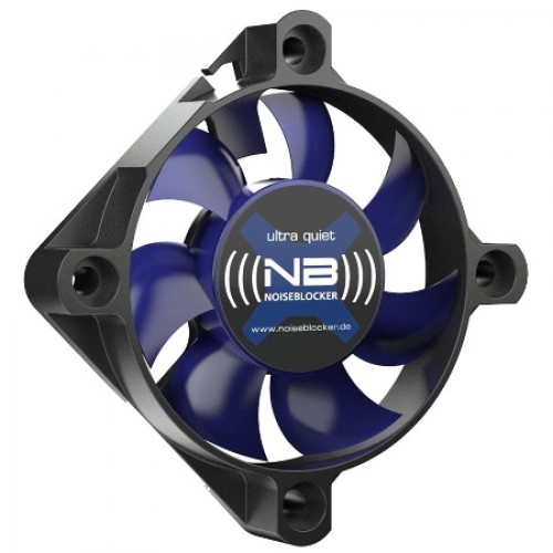 Noiseblocker BlackSilent Fan XS2 - 50mm