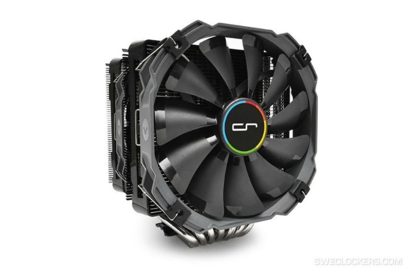 Cryorig R1 Ultimate CPU hűtő