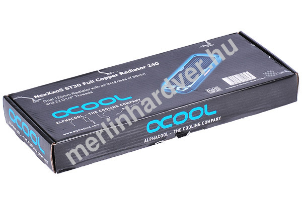 Alphacool NexXxoS ST30 Full Copper 240mm /14157/