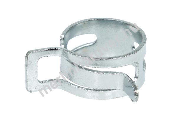 Alphacool Tömlőbilincs rugós 19-22mm - króm