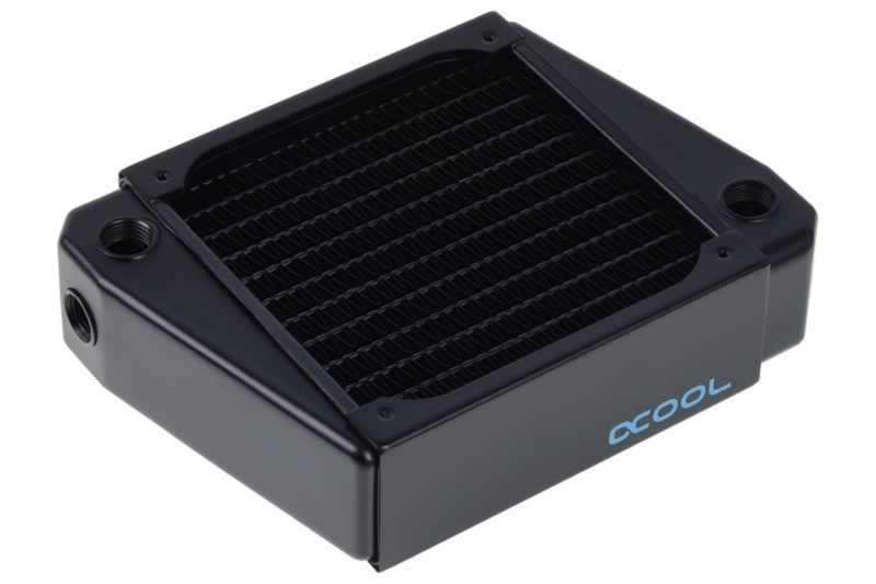 Alphacool NexXxoS XT45 Full Copper X-Flow 120mm