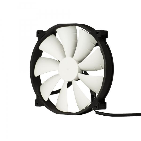 Phanteks PH F200SP 200mm ventilátor - fekete / fehér