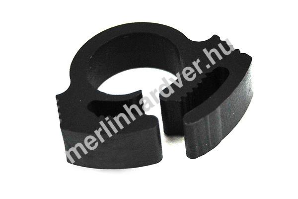 Műanyag Tömlőbilincs 8 - 9mm - fekete