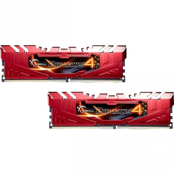 G.Skill Ripjaws 8GB(2x4GB) DDR4-2666 Kit F4-2666C15D-8GRR