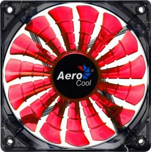 Aerocool Shark Fan 12cm Devil Red Edition