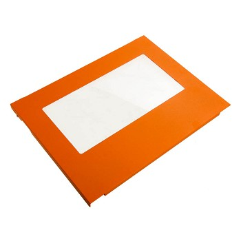Bitfenix Prodigy ablakos Side Panel - orange