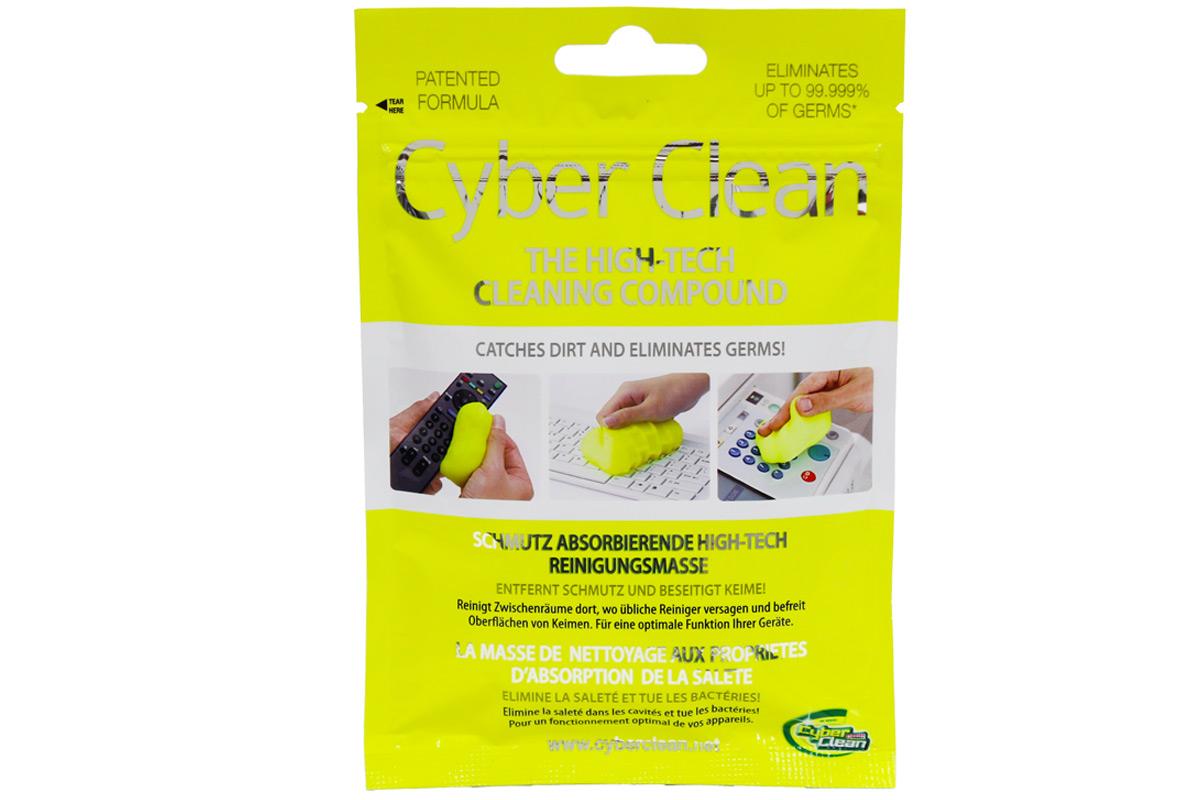 Cyber Clean otthoni és irodai tisztítókendő visszazárható zacskóban 80g /46197/