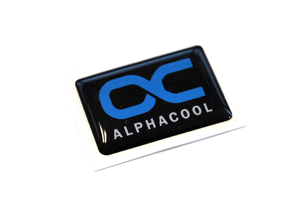 Alphacool matrica 30x20mm - soft black 90333