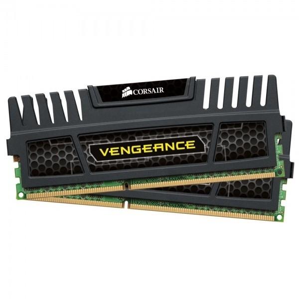 Corsair Vengeance 8 GB DDR3-1600 Kit (CMZ8GX3M2A1600C9, Vengeance)
