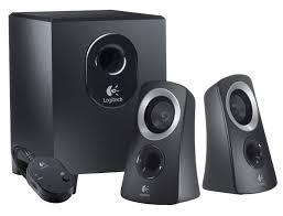 Logitech Z313, PC-Hangszóró Fekete/ezüst
