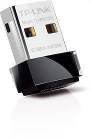 TP LINK TL-WN725N 150Mbps vezeték nélküli USB adapter