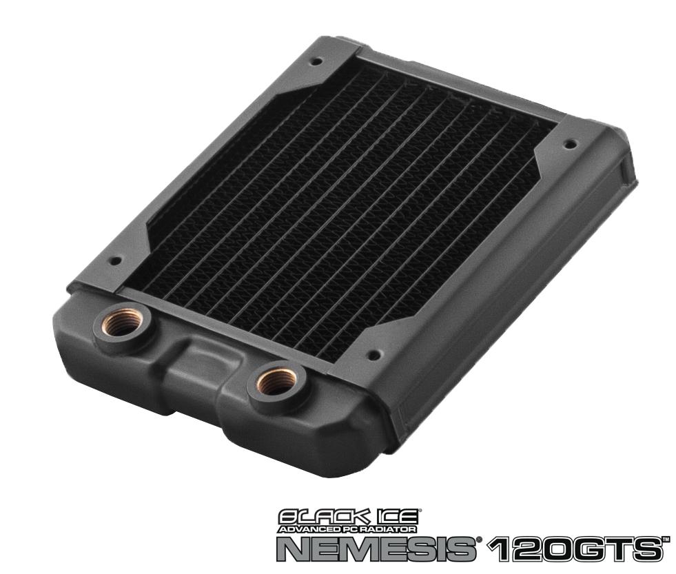 Hardware Labs - Black Ice Nemesis Radiator GTS 120 - Black